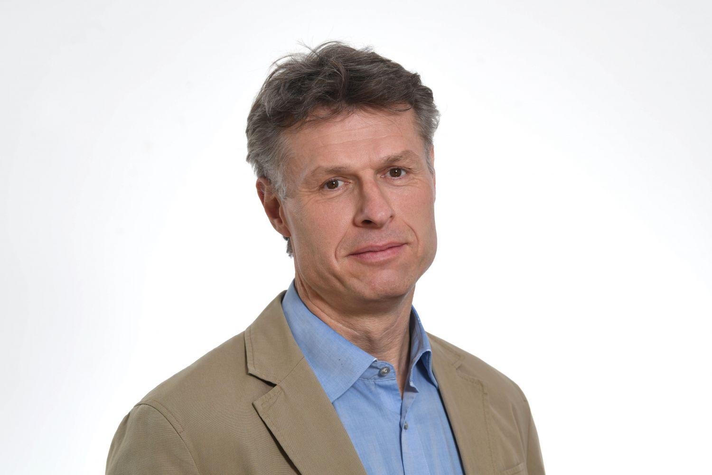 Porträt: Bundesgeschäftsführer der DGM, Joachim Sproß